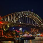 Sydney Harbor Scaffold In Australia 2020