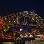 Sydney Harbor Scaffold In Australia 2020